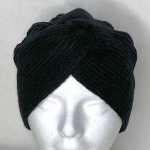 NAKEDCASHMERE Rhea Turban Head Wrap Beanie